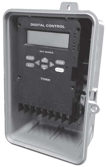 Tork Digital Timers And Manuals