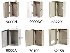 Tork enclosures