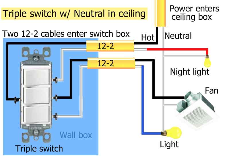 Solved  I Have A Single Pole Switch That Currently