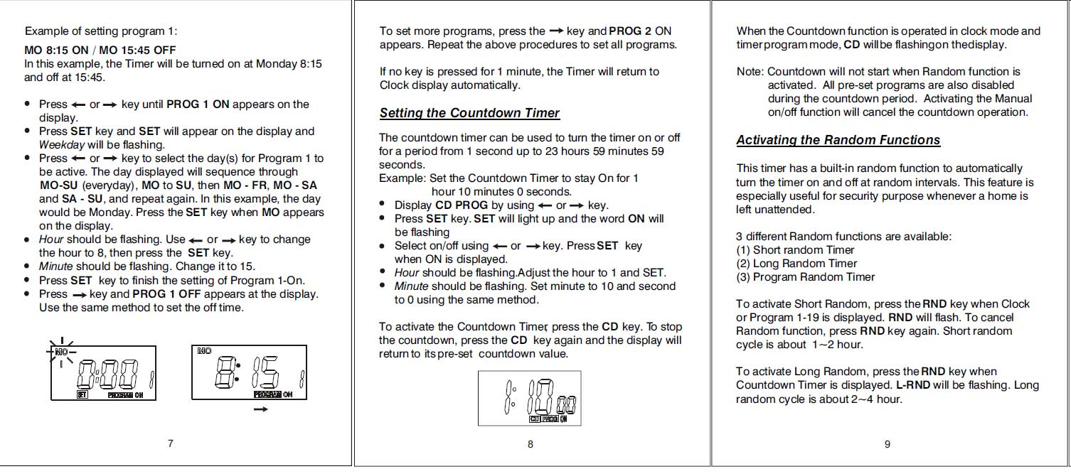 Upm Timers And Manuals Thermostat Wiring Diagram Http Images 150 3