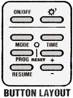 Utilitec 0192773 buttons