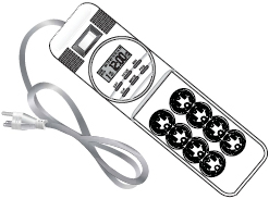 Utilitec power strip