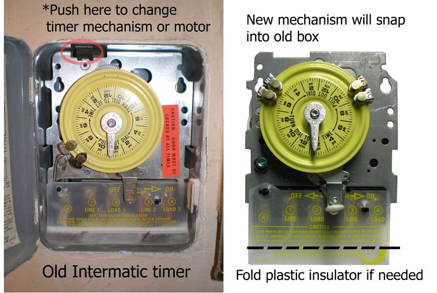 intermatic wh40 wiring diagram intermatic image how to troubleshoot intermatic timer and replace intermatic clock on intermatic wh40 wiring diagram