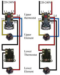 WH wire dia 11 corrected2 s how to troubleshoot electric water heater ao smith water heater wiring diagram at nearapp.co