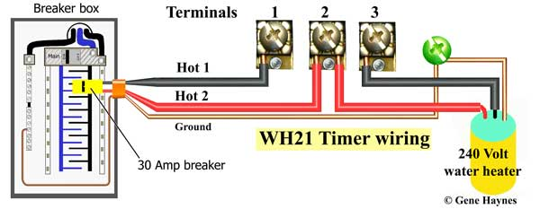 How to troubleshoot Intermatic WH21 timer