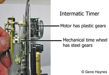 How to replace Intermatic clock motor: