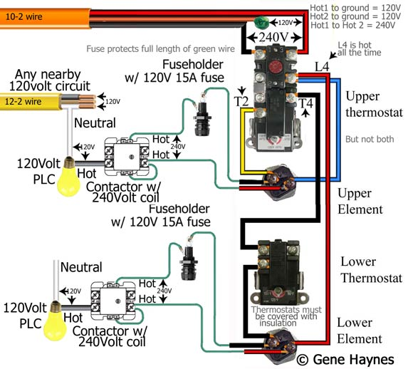 How to wire water heater pilot light:  Volt Light Relay Wiring Diagram on 240 volt time delay relay, 240 volt 3 phase motor wiring, california three-way switch diagram, 240 volt gfci breaker diagram, simple photocell diagram, 24 volt wiring diagram, air compressor 240 volt circuit diagram,