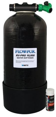 Watts portable water softener