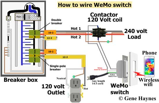 Control 240 Volt with WeMo on entertainment wiring, delta wiring, sbc wiring, power wiring, ford wiring,