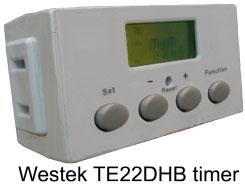 Westek TE22DHB