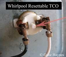 Troubleshoot flammable vapor on gas water heater