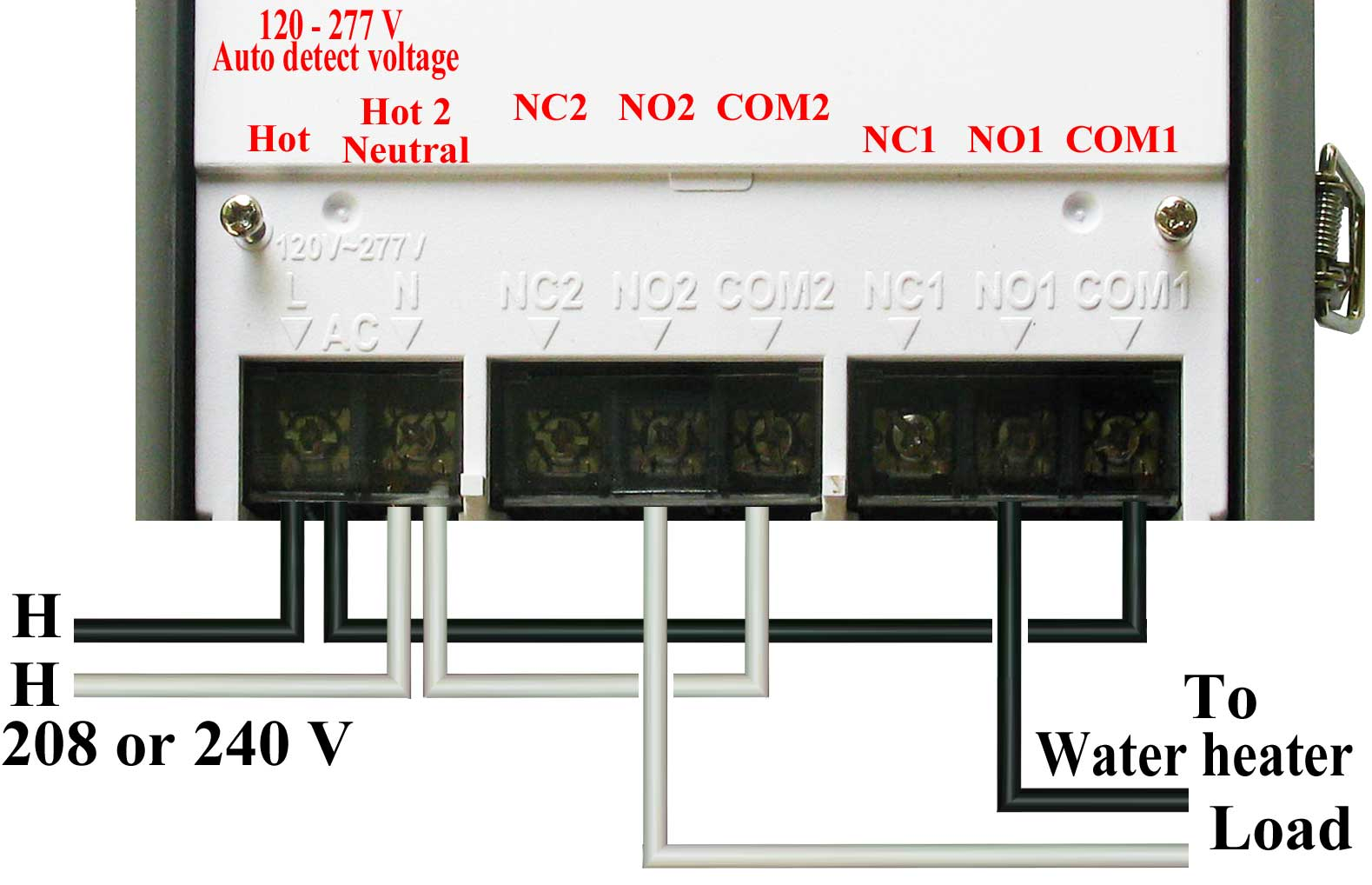 Wiring Diagram  240 Volt Baseboard Heater Wiring Diagram
