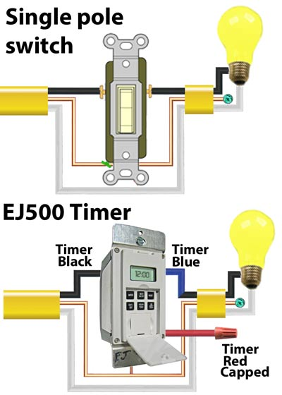 Wire EJ500 2 400 how to wire ej500 timer intermatic ej500 wiring diagram at gsmportal.co