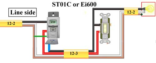 ST01C 3-way wiring