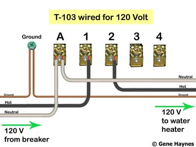 Pleasing Intermatic T103 Timer Wiring Diagram Basic Electronics Wiring Diagram Wiring 101 Cranwise Assnl