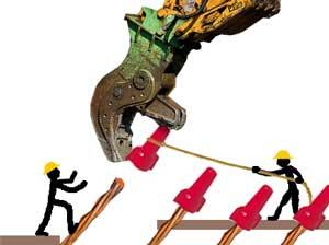 Install wire nut
