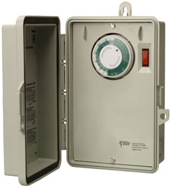 Woods water heater timer