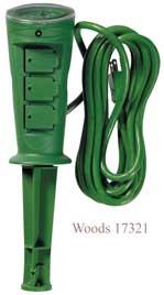 Woods 17321 putdoor timer
