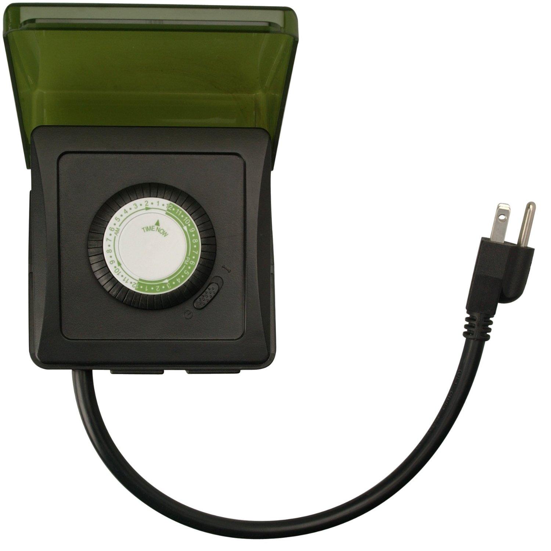 Noma Outdoor Light Timer Instructions NOMA Outdoor Lighting Timer
