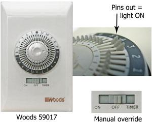 Woods 59017