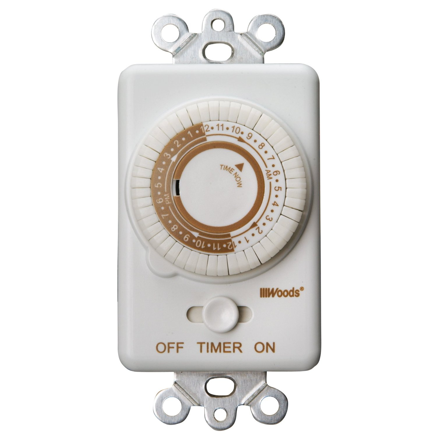 Woods 59745 timer_ woods programmable in wall timers  at nearapp.co