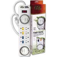 Zilla dual analog timer