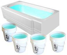 water consumption bathtub
