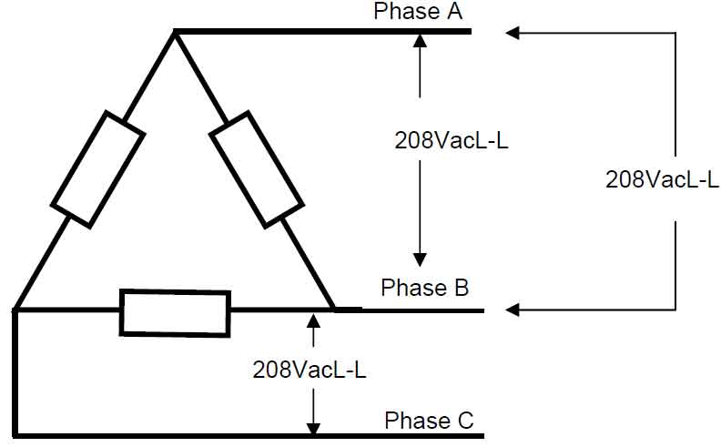 [DIAGRAM_38DE]  What is 208 volts | 208 Single Phase Wiring Diagram |  | Waterheatertimer.org