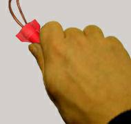 hand tighten