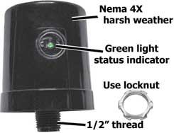 Intermatic surge protection