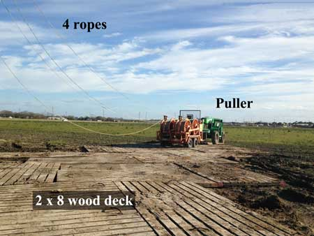 Power wire puller