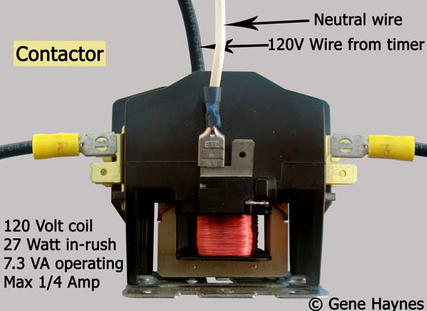 Contactors Magnecraft Relay V Wiring Instructions on