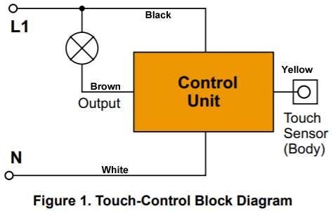 How to wire westek touch dimmer Westek Touchtronic H Wiring Diagram on