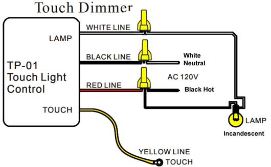 How to wire westek touch dimmerWaterheatertimer.org