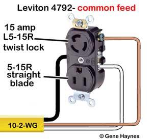 Leviton 4792