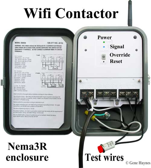 Wifi relay