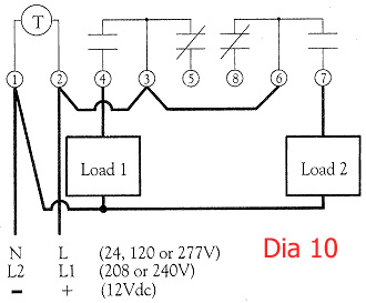 wiring diagram 10 330 paragon timers and manuals paragon 8141 20 wiring diagram at bayanpartner.co